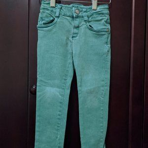 2 for $7!! Kanz Green Jeans